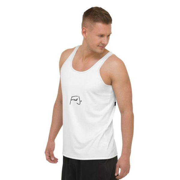 Fred Jo Unisex Tank Top TOKYO PARIS LOS ANGELES Edition - Fred jo Clothing